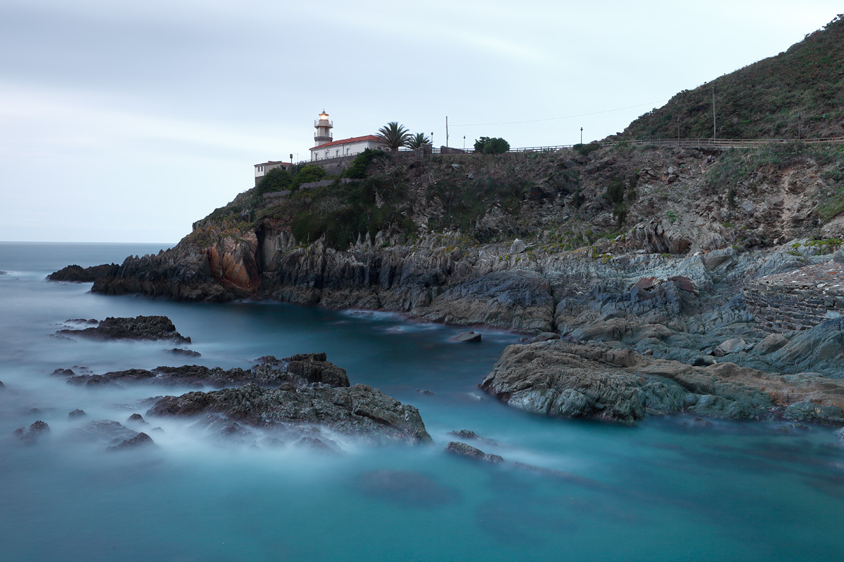 Faro de Cudillero. Asturias