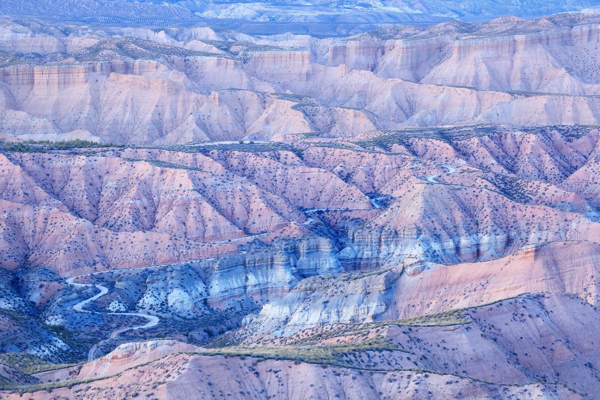 Desierto de Gorafe. Hoya de Guadix (Granada)