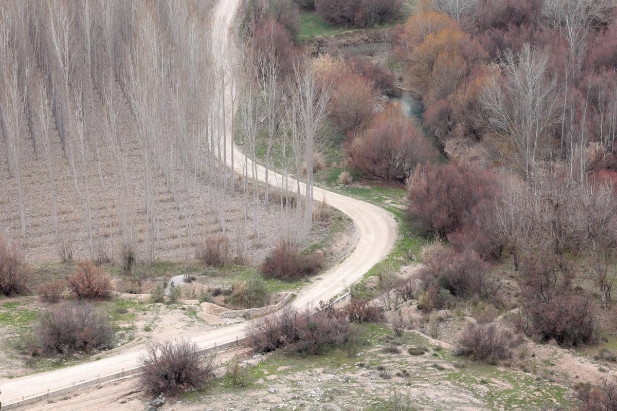 Valdemanzanos. Hoya de Guadix (Granada)